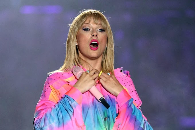 Taylor Swift is world's highest paid celebrity