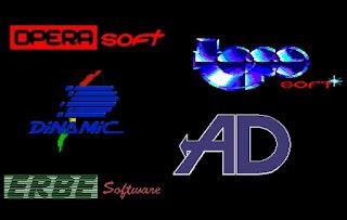 Compañías de la Edad de oro del software español