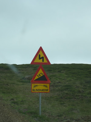 Driving in Iceland, Iceland