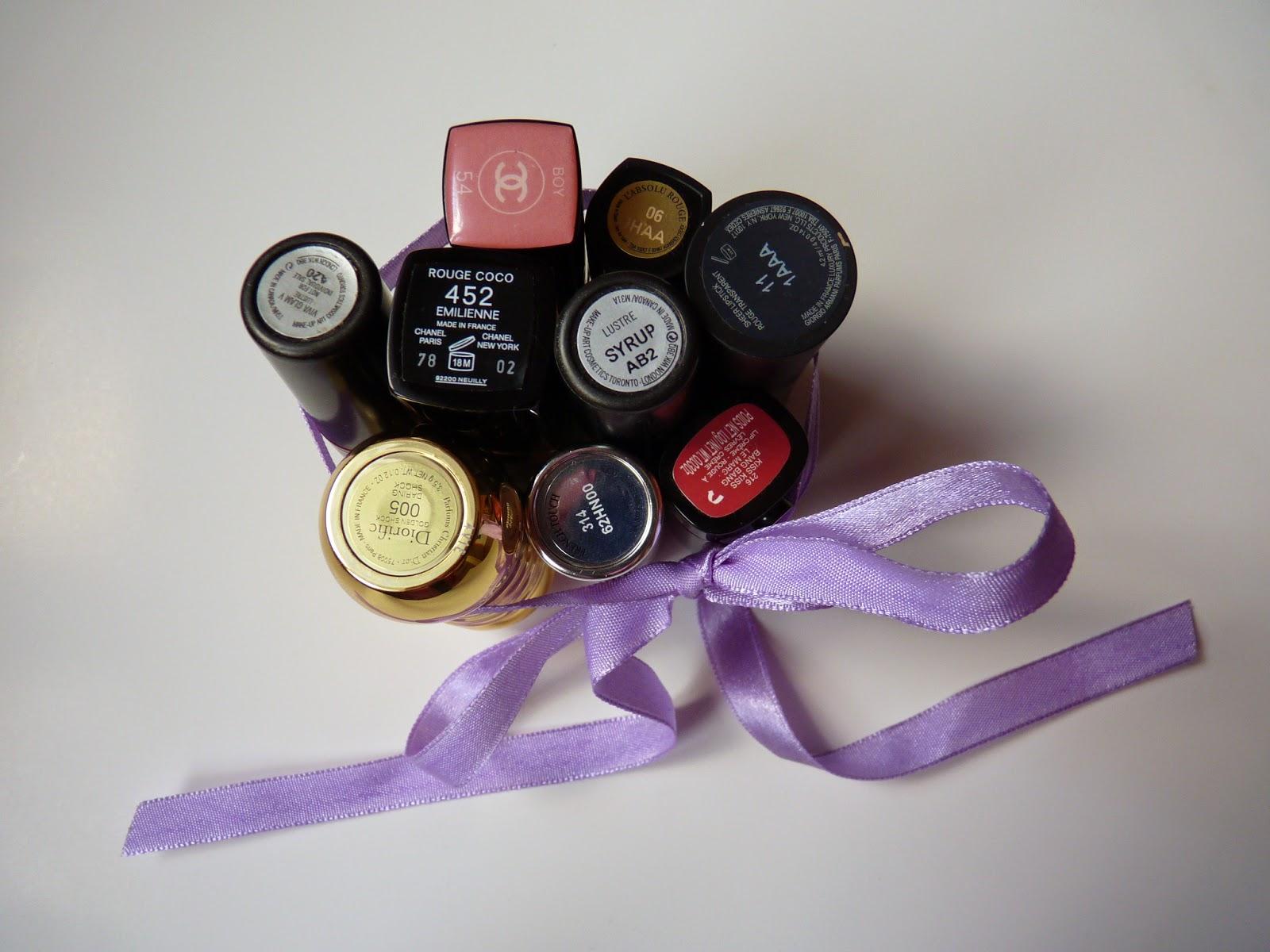 moje ukochane szminki, Mój zbiór pomadek, TAG opowiedz nam o swoich pomadkach