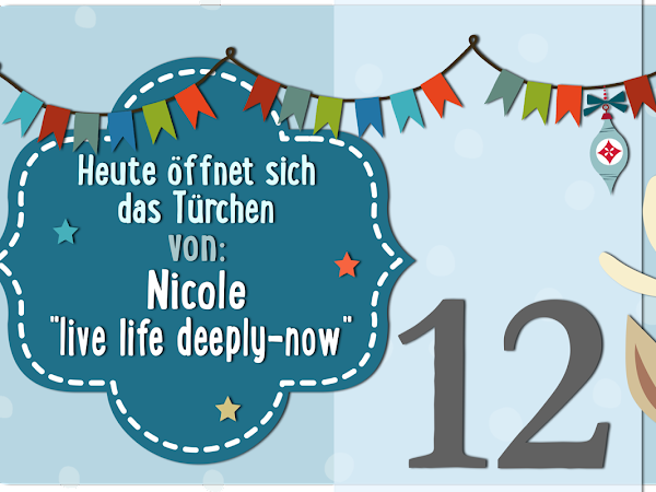 Adventskalender Türchen Nr.12