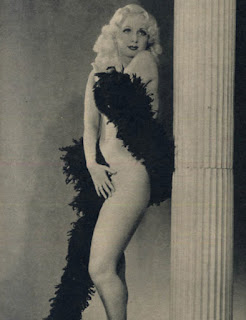 June St. Clair Nude