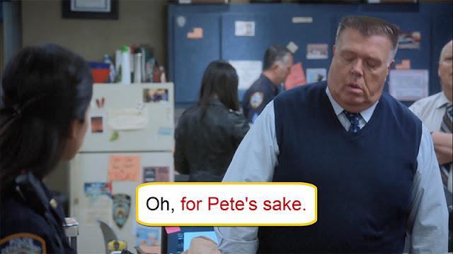 Arti For Pete's Sake