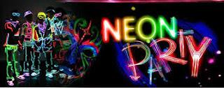 fiesta neon chiquiteca fiestas infantiles COTA