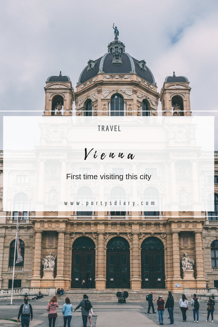 Travel - Visiting Vienna for the first time. A summary of a weekend city break.