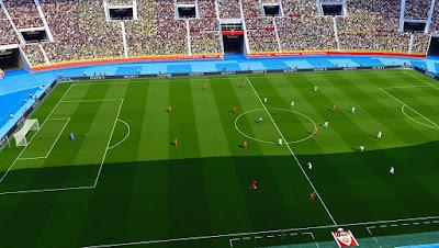 PES 2020 Stadium Skopje Arena