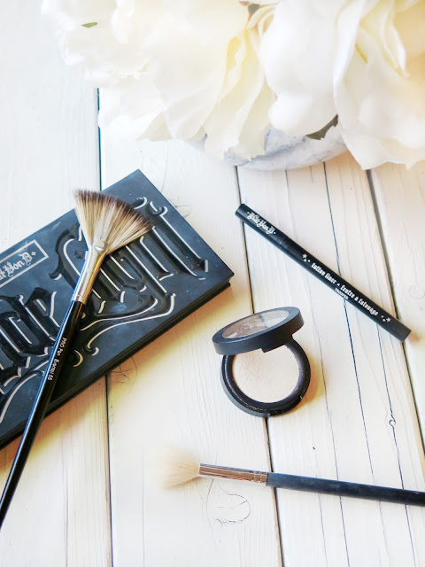 Kat Von D Thunderstruck Metal Crush Eyeshadow | The New Way To Highlight | Review & Swatches | labellesirene.ca