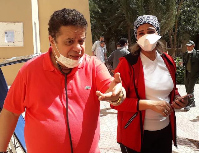 تارودانت .. الدكتور محمد نور الدين الشرقاوي مديرا للمستشفى الإقليمي المختار السوسي