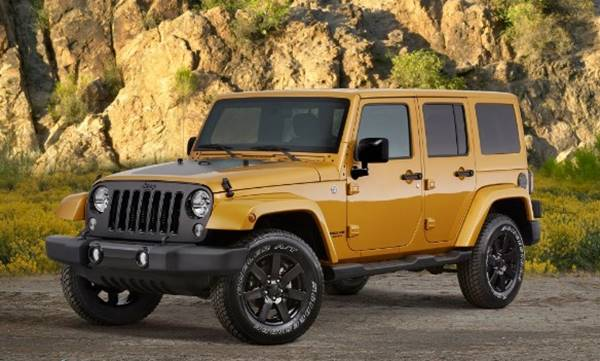 2017 Jeep Wrangler Unlimited Diesel Redesign