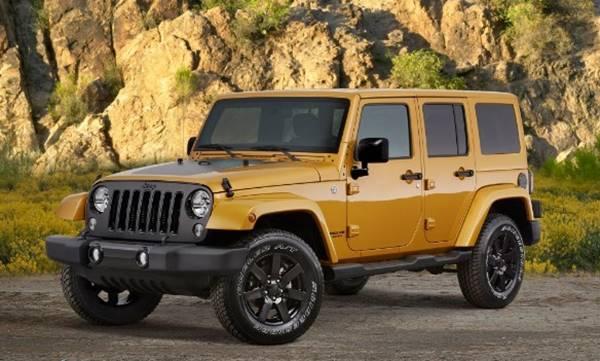 2017 Jeep Wrangler Unlimited Diesel Redesign