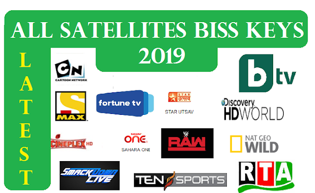Dish frequencies And Satellites Updates