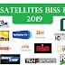 All Satellites New Biss Keys 2019