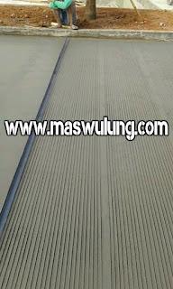jasa regid beton rijit beton rejit rigid beton pavement spasi rapi