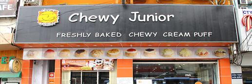 Chewy Junior Cần Thơ - Bánh sinh nhật Singapore