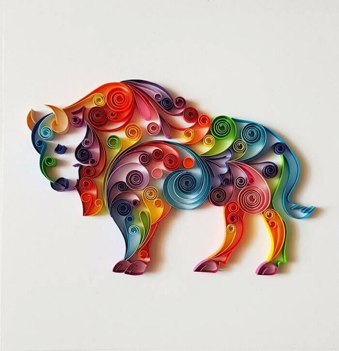 13-Intricate-bull-Gergana-Pencheva-www-designstack-co