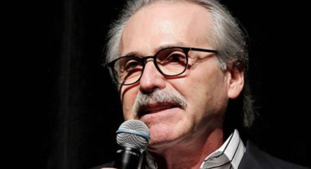 Reports: CEO of company that owns National Enquirer offered immunity deal in exchange for info on Trump, Cohen