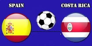 اسبانيا تسحق كوستاريكا في المباراة الودية وتفوز بخماسية دون رد 5/0
