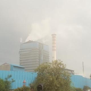 प्रदूषण का बढ़ता स्तर