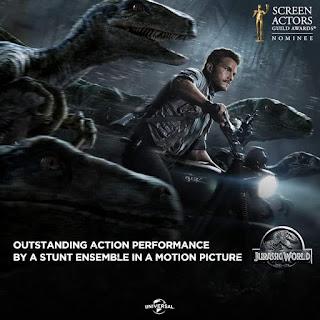 Jurassic World Akan Dibuat Film Trilogi