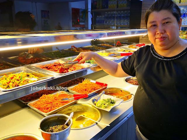 Tanjung-Pinang-Nasi-Padang-Vegetarian
