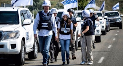 Мандат місії ОБСЄ в Україні подовжено ще на рік