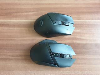 Razer vs Trust mouse test