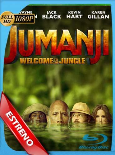 Jumanji: Bienvenidos a la jungla (2017) HD [1080p] Latino [GoogleDrive]