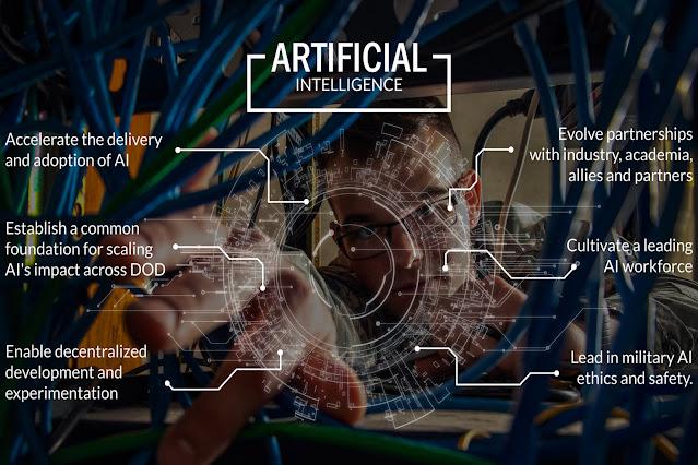 Ejercicios militares revelan las ventajas de la inteligencia artificial en operaciones globales