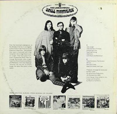 Lemon Pipers - Jungle Marmalade (1968)