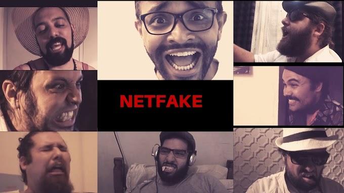 Netfake (Companhia Bueiro aberto) - Renato Queiroz.
