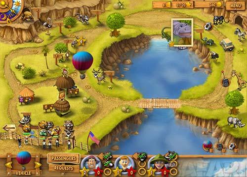 لعبة يودا سفاري Youda Safari مجانا
