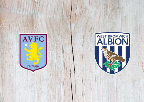 Aston Villa vs West Bromwich Albion -Highlights 25 April 2021