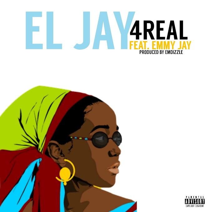 El Jay Feat. Emmy Jay – 4Real