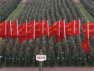 Pasukan Tentara Negeri China - Sekitar Dunia Unik