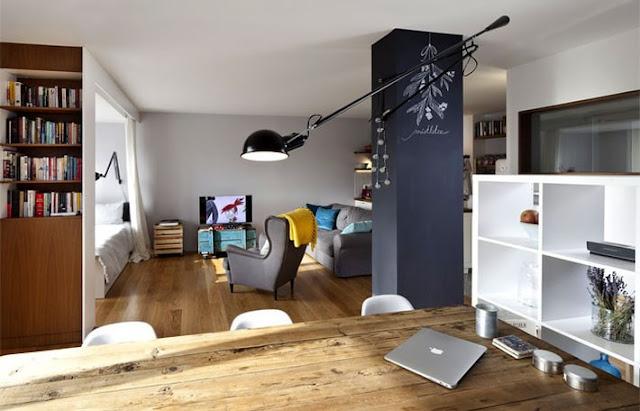 Biến nội thất căn hộ thành tổ ấm mà ai cũng mê mẩn