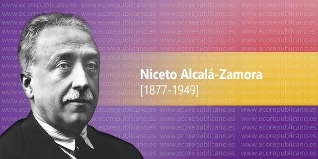 Niceto Alcalá-Zamora