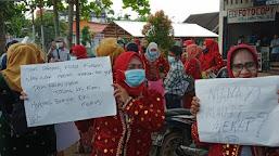 Acara Pernikahan Dilarang, Pengusaha Wedding Organizer Bengkulu Gelar Aksi Demo