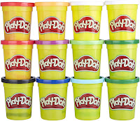 Open-Ended Play Play-Doh