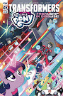 MLP Friendship in Disguise #4 Comic Cover A Variant