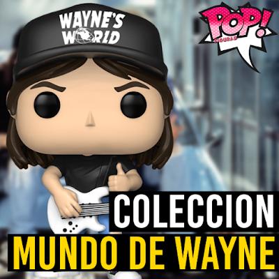 Lista de figuras funko pop de Funko POP El mundo de Wayne