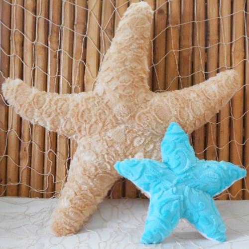 Starfish Shape Pillow