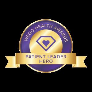 Nominated for WEGO Health Award