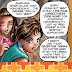 """'Truth For Youth' Bible. Created by The American Family Association who partnered with Revival Fires International to give away 65,000 copies of these comics across the U.S. to encourage Evangelical teens to """"commit to give the bibles to their unsaved friends in school""""."""