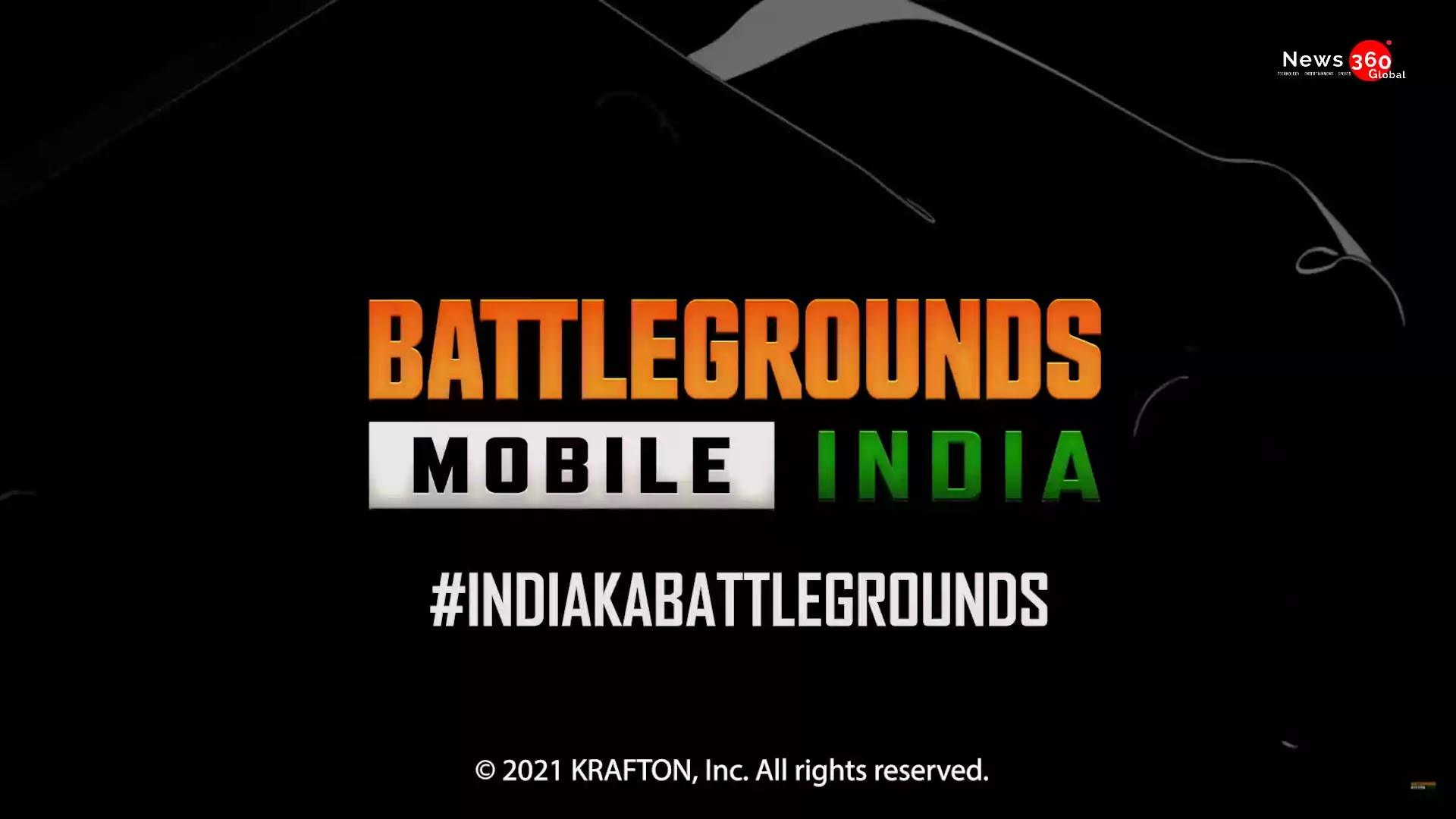 Battlegrounds Mobile India pre-registration, teaser, release date, new rule's,