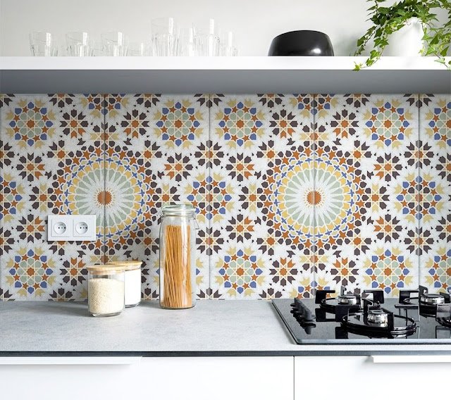 Tips Memilih Keramik Dinding Dapur Minimalis