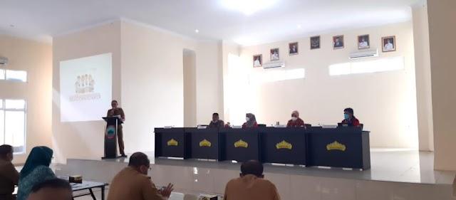 Saling Sinergi Antar OPD, Lampung Selatan Optimis Raih KLA Kategori Madya 2021
