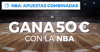 Paston Freebet de 10 euros nba hasta 6 enero