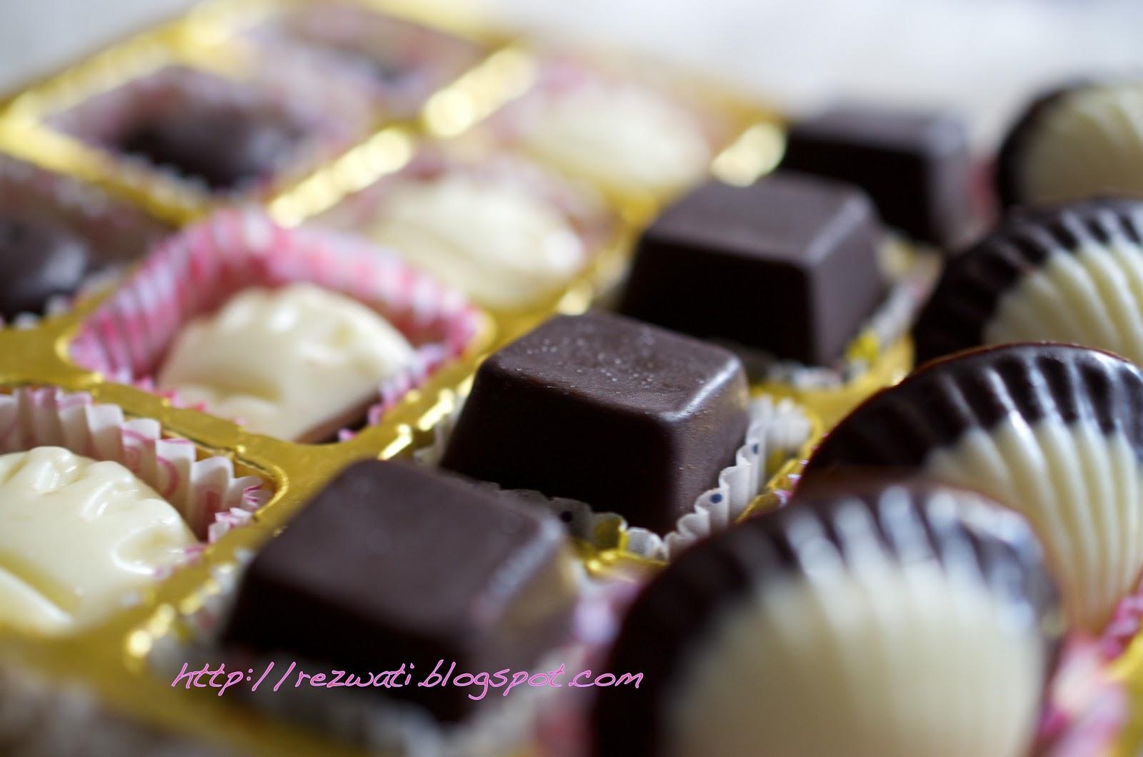 Cokelat sehat ? Ya Dark Chocolate
