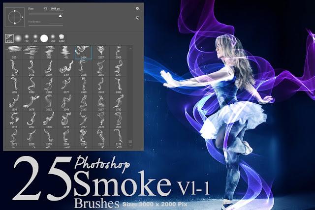 25+ Smoke Brushes