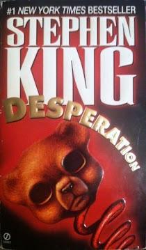 Desesperation - Horror Books - Stephen Kings